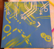 Circuit Board painting