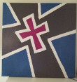 Breast Cancer Cross painting