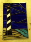 Stained Glass Lighthouse