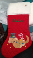 Bailey's Stocking
